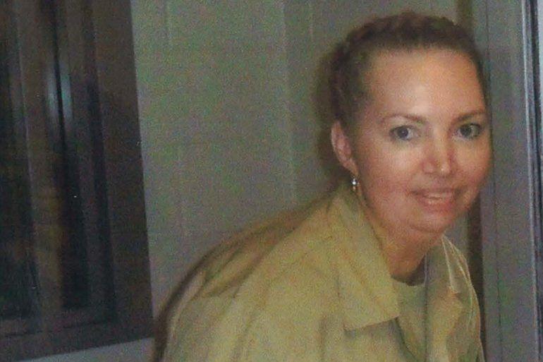 Esta foto sin fecha proveída por los abogados de Lisa Montgomery muestra a su representada. Montgomery