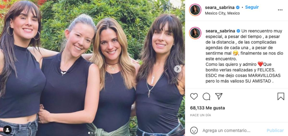 instagram borra foto de actrices de el senor de los cielos