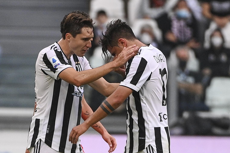 Juventus continúa su remontada, pero pierde a Dybala y Morata