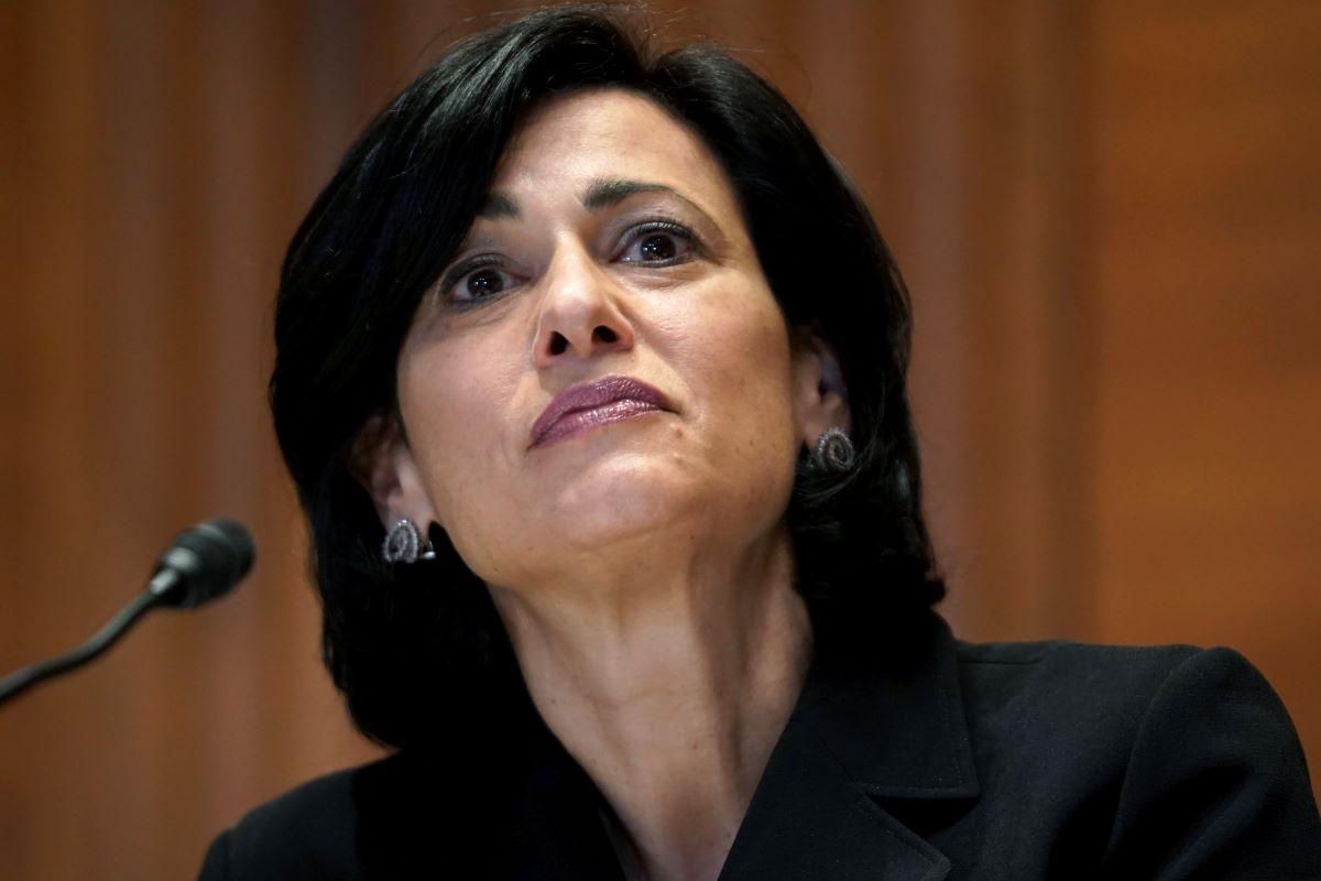La directora de los Centros para el Control y la Prevención de Enfermedades de EEUU, la doctora Rochelle Walensky.
