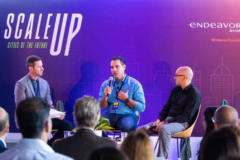 Endeavor impulsa un esfuerzo para conectar a empresarios de todo el mundo en una sola red para compartir conocimientos