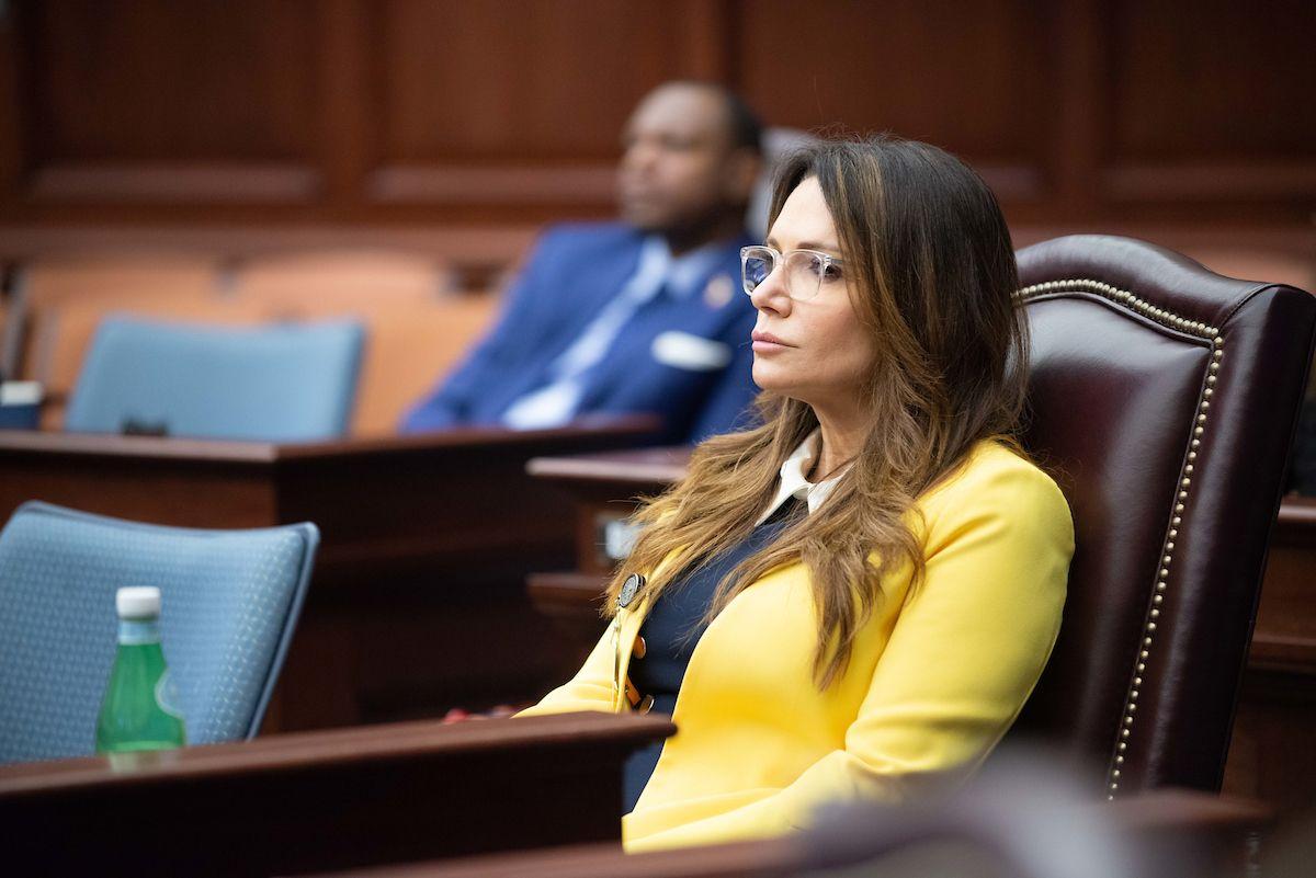 Ileana Garcia preside el Comité de Asuntos de Niños, Familias y Ancianos del Senado de Florida.