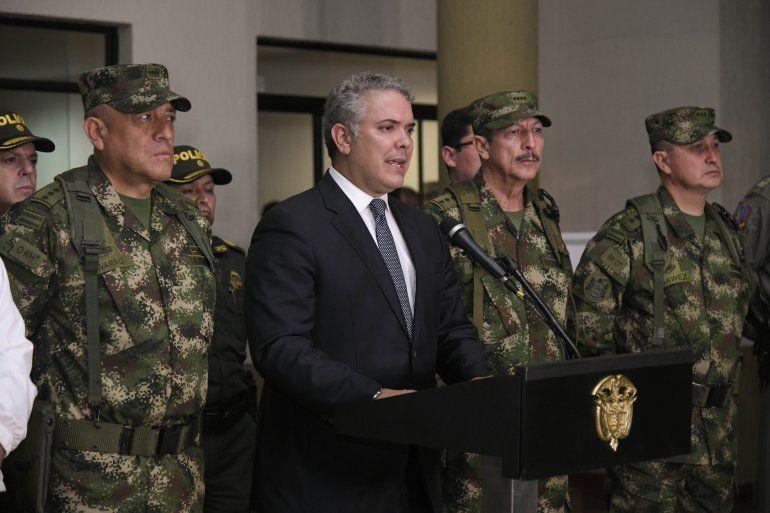 Duque reprocha al ELN un discurso hipócrita donde invocan la paz pero permanentemente atentan contra los ciudadanos