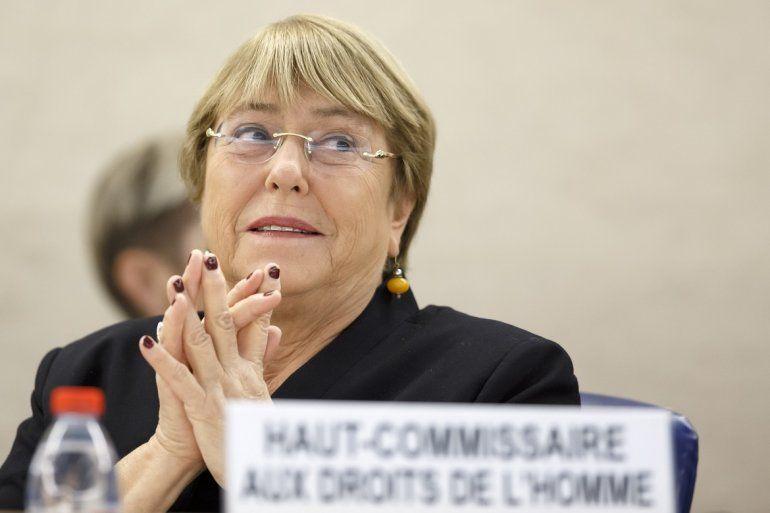 La Alta Comisionada de Naciones Unidas para los Derechos Humanos
