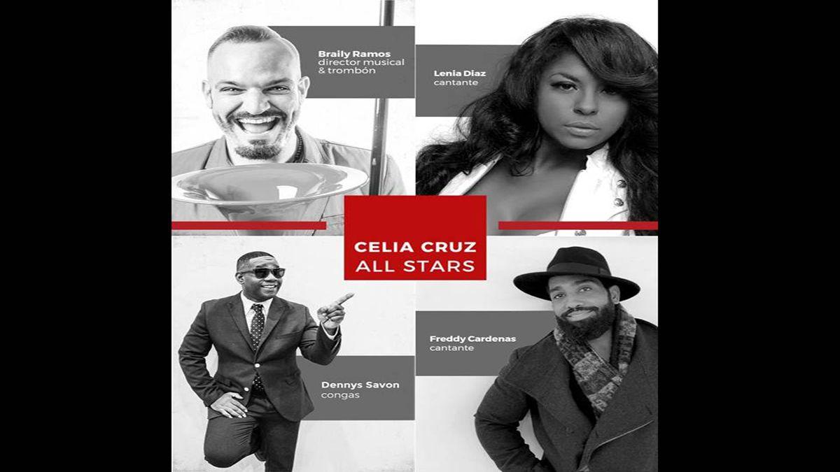 Artistas se unen para el concierto Little Havana Social Club.