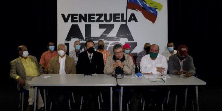 Miembros de la Confederación de Trabajadores de Venezuela (CTV) y de la Plataforma Agroalimentaria Nacional (PAN) exhortaron a participar en la Consulta Nacional.