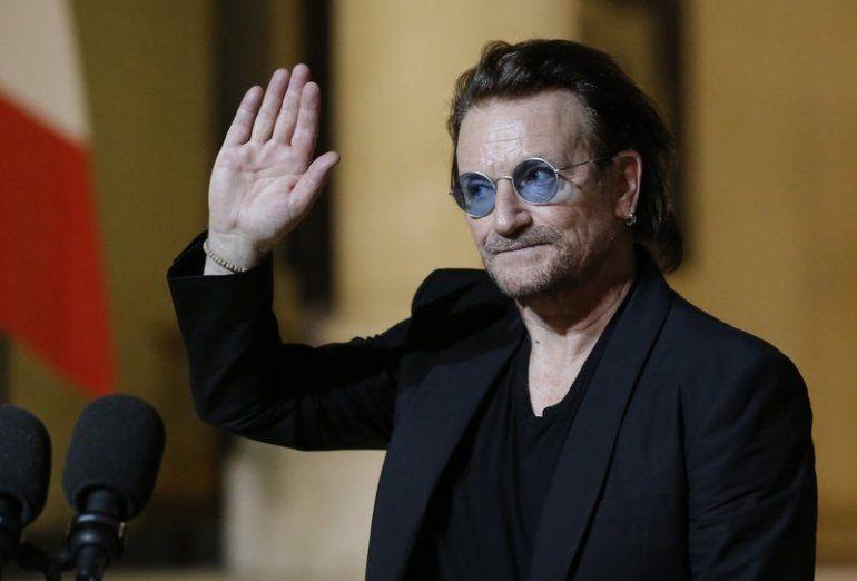 Bono De U2 No Quería Que Su Hijo Se Dedicara A La Música