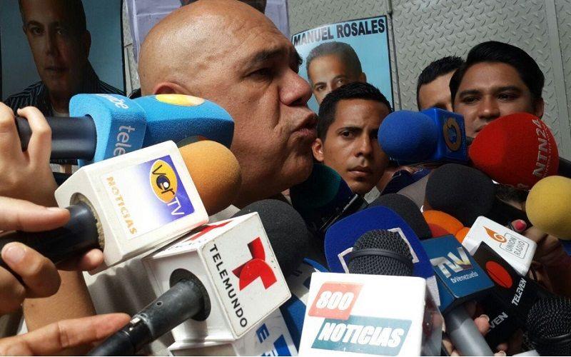 La alianza opositora Mesa de Unidad Democrática llamó a la Asamblea Nacional