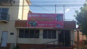 Las oficinas del Centro Nicaragüense de Derechos Humanos (Cenidh), es una de las propiedades del régimen sandinista, que igual que en la década de los 80, ha empezado a confiscar propiedades.