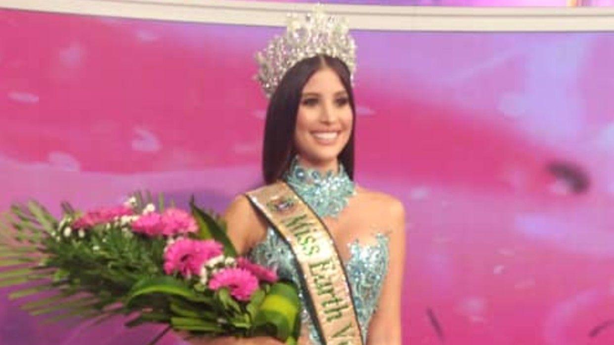 Stephany Zreik, Miss Earth Venezuela 2020 y Miss Earth Air 2020