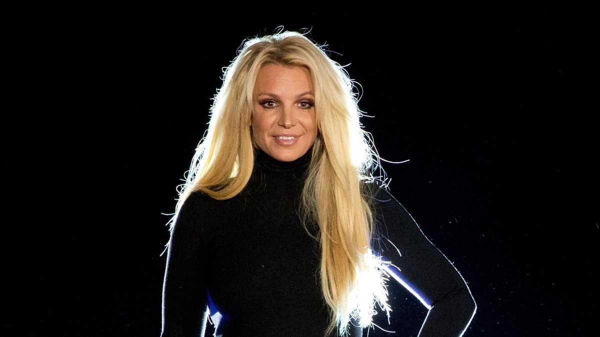 La cantante estadounidense Britney Spears.