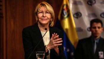Ortega fue destituida de su cargo el pasado 5 de agosto por la Asamblea Nacional Constituyente (ANC), que la acusa de haber cometido actos inmorales.