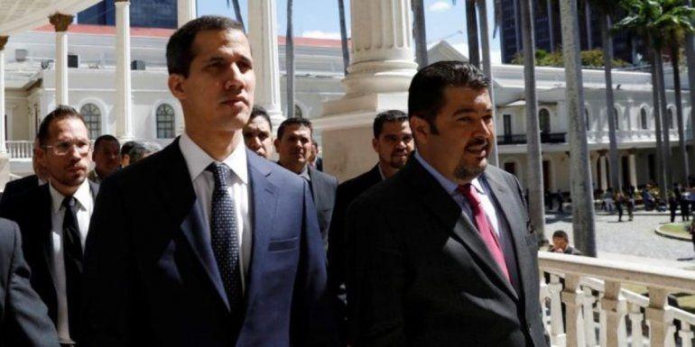 El ex jefe del despacho de la Presidencia (e) de Venezuela