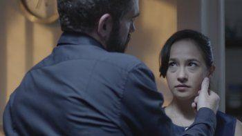 En esta imagen proporcionada por el Centro de Capacitación Cinematográfica una escena de Crescendo, un cortometraje que aborda el tema del acoso sexual.