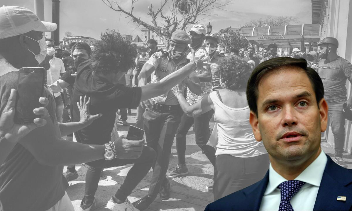 Cuba no quiere remesas o el fin del embargo, Cuba quiere libertad