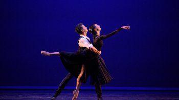 Los bailarines Arionel Vargas y Marize Fumero, del Milwaukee Ballet, una de las compañías estadounidenses que actuarán en la edición 26 del Festival Internacional de Ballet de Miami, del 24 de julio al 15 de agosto.