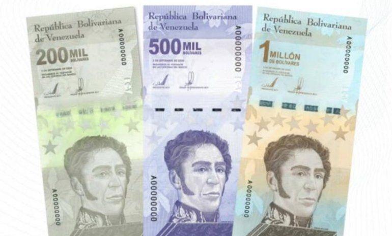 Los billetes de 200.000